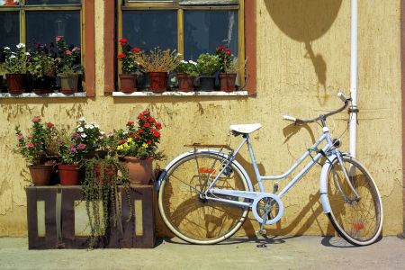 Bed & breakfast bicycle