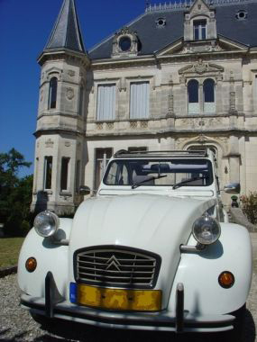 French chateau bed & breakfast