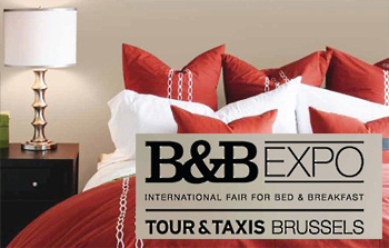 B&B expo in Brussels