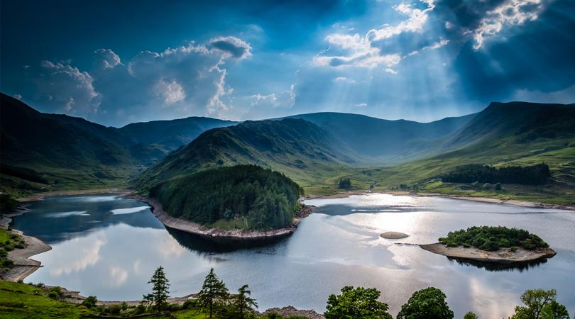 Eatser Weekend Lake District
