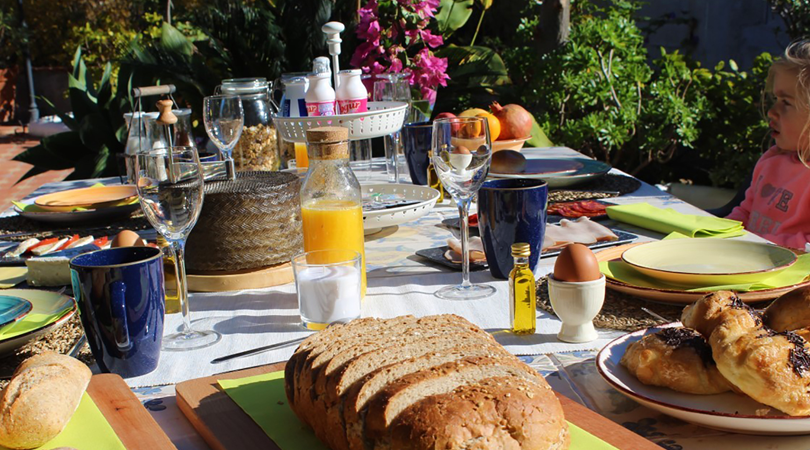 Bed and Breakfast España