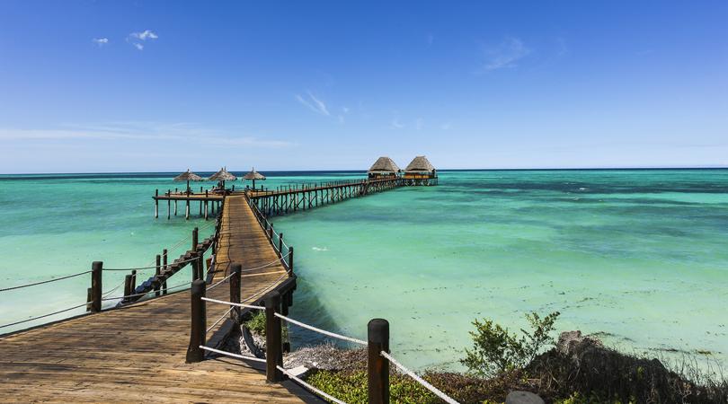 Zanzibar, B&B