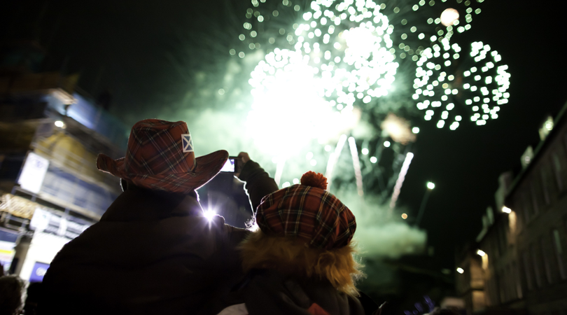 UK's Most Sensational New Year's Eve Events