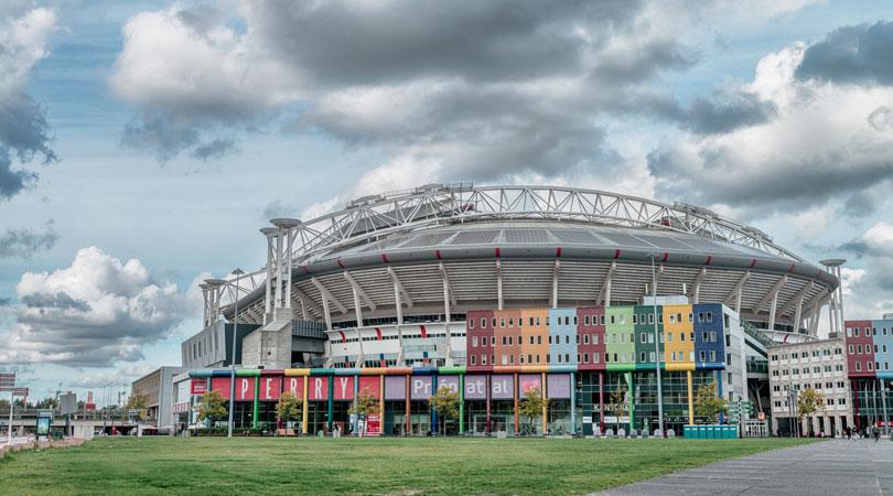Stay in the Euro 2020 Host Cities; Bedandbreakfast.eu