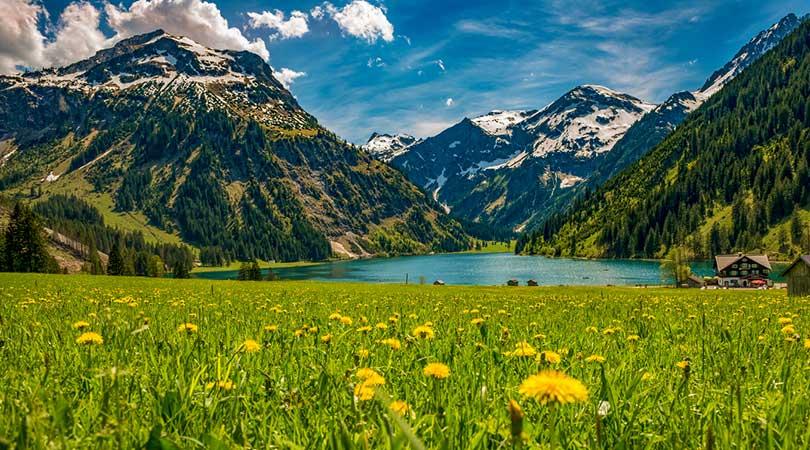 Bedandbreakfast.eu; Unvergesslicher Natururlaub im Frühjahr 2020