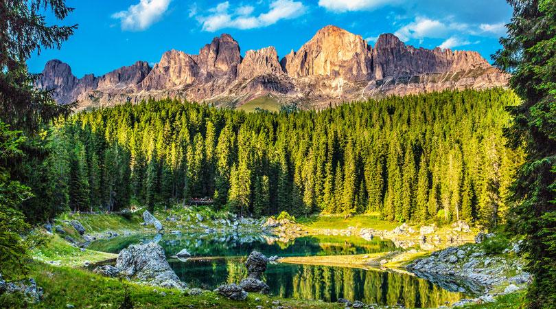 Bedandbreakfast.eu; Vacanze nella natura: mare, monti o campagna?