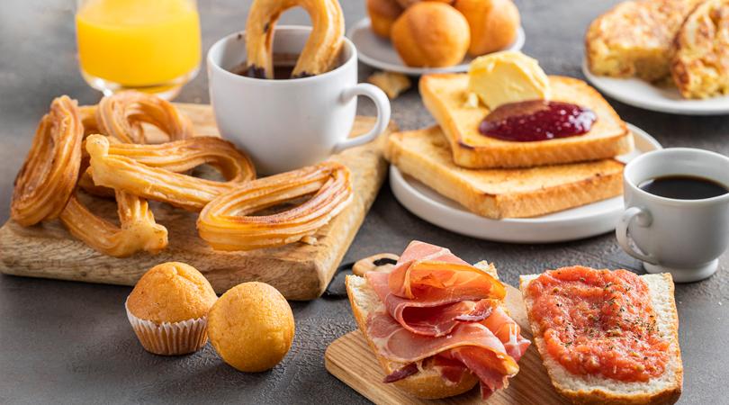 Bedandbreakfast.eu; A Virtual Tour of European Breakfasts