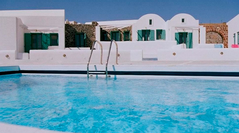 Bedandbreakfast.eu; 6 brilliant examples of a holiday home with a pool