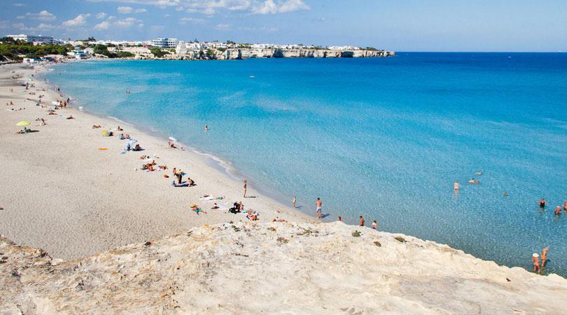5 Spiagge del Salento da non perdere; Bedandbreakfast.eu