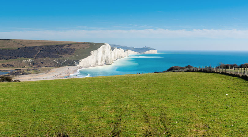 5 of the Best Beaches in the UK; Bedandbreakfast.eu
