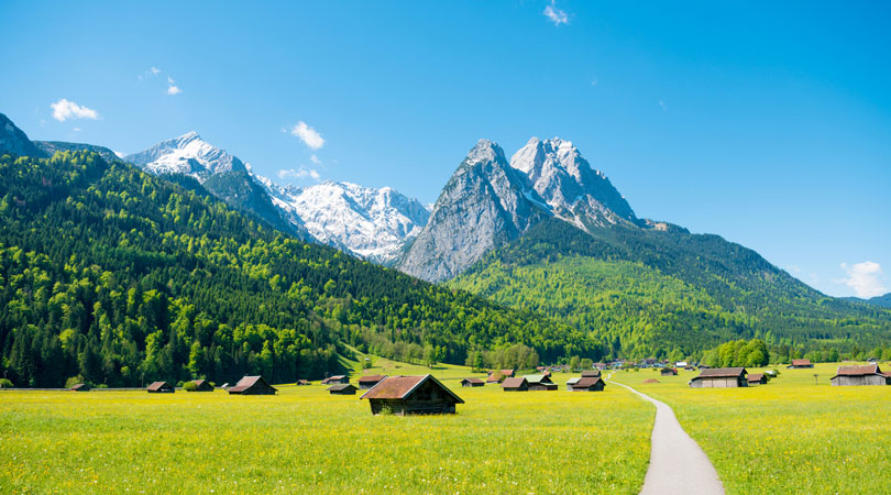 Bedandbreakfast.eu; The most beautiful destinations for a vacation in the mountains