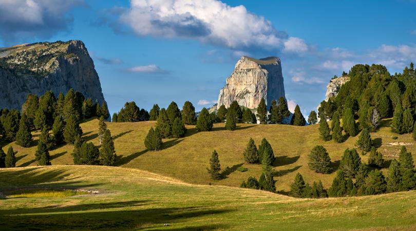 Les plus belles vacances à la montagne; Bedandbreakfast.eu